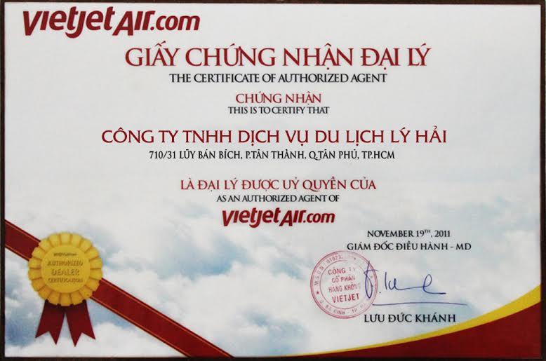 Đại lý vé máy bay ở Phú Quốc Kiên Giang của hãng vietjet air